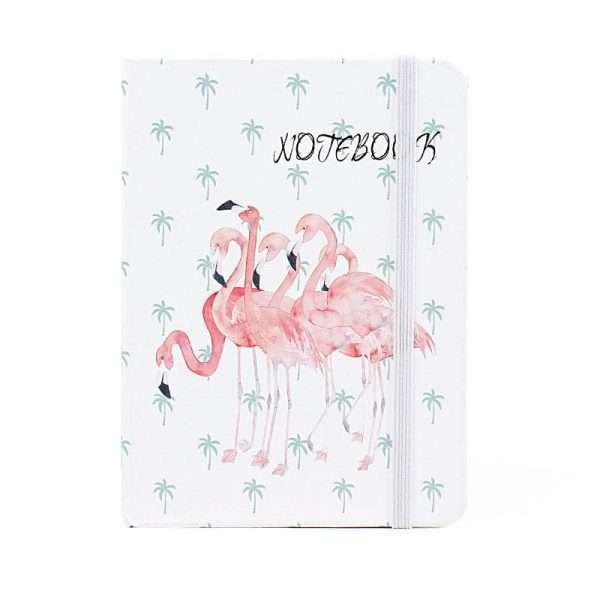"""Блокнот """"Flamingo"""", А5 (№1)"""