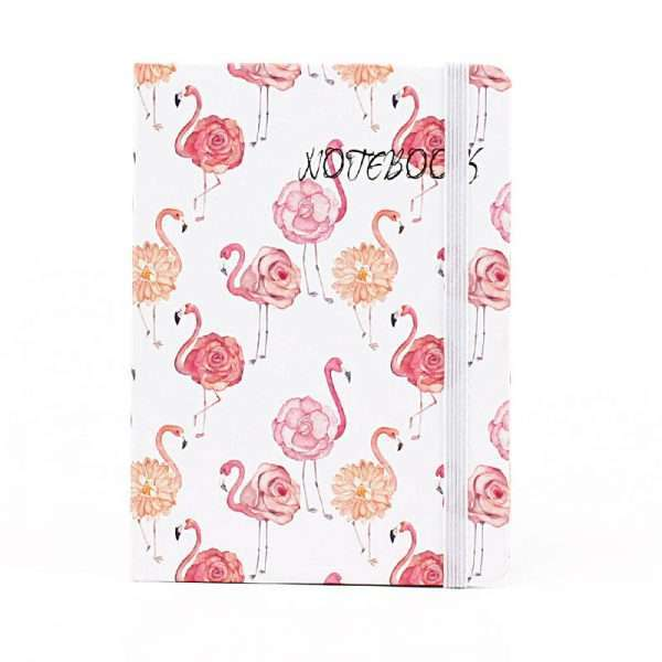 """Блокнот """"Flamingo"""", А5 (4)"""