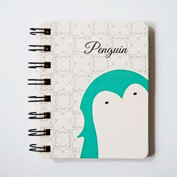 """Блокнот """"Funny friend"""" (пингвин)"""