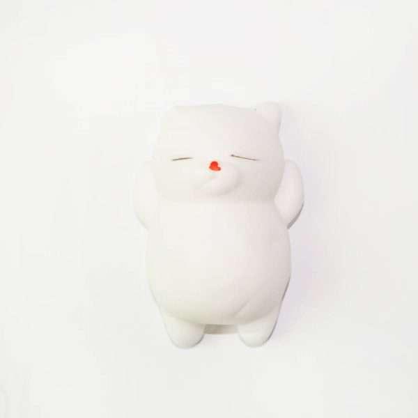 """Сквиши """"Animals"""" (белый кот)"""