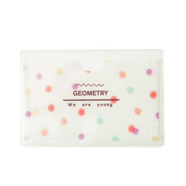 "Обложка для проездного ""Geometry"" (точки)"