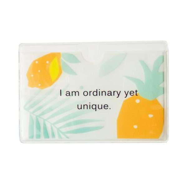 """Обложка для проездного """"Fresh fruit"""" (ананас)"""