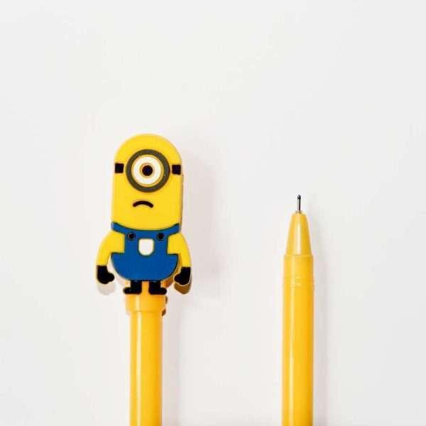"Ручка гелевая ""Minions"" (1)"