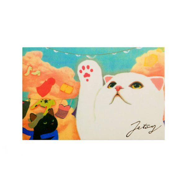 Открытка «Cat» (8)