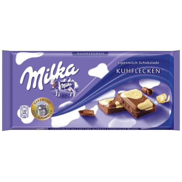"Шоколадная плитка ""Milka Happy Cows"""
