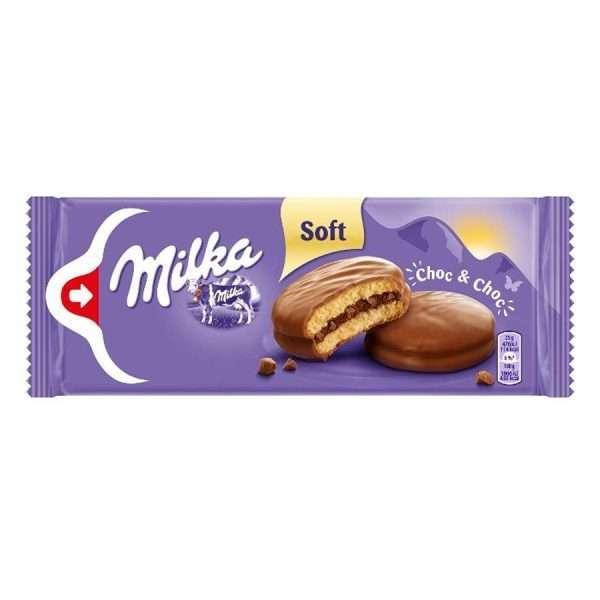 """Бисквит """"Milka Choco&Choco"""""""