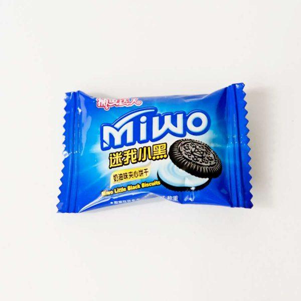 """Печенье """"Miwo littie Black Biscuits"""""""