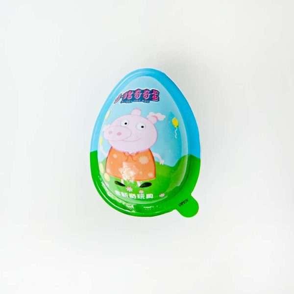 """Яйцо с игрушкой """"Peppa"""" (для мальчиков)"""