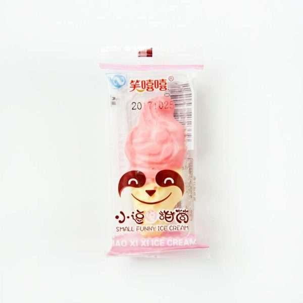 "Мармелад жевательный ""Ice cream"" (розовый)"