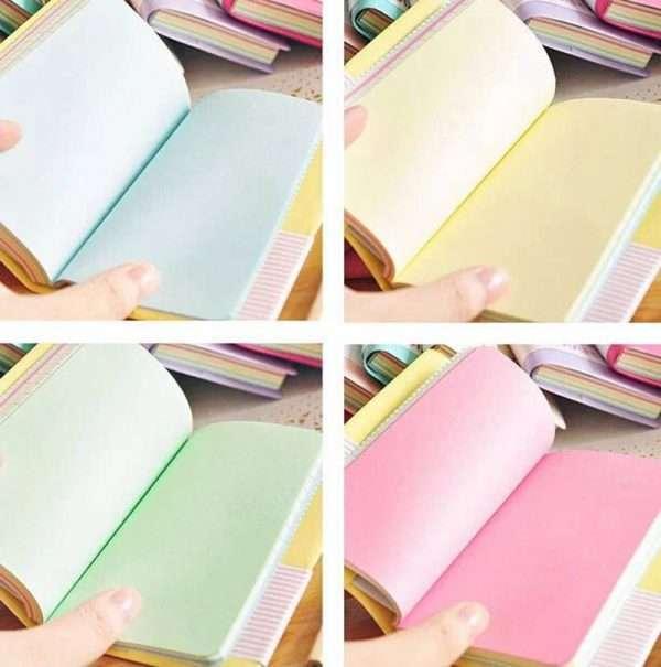 "Блокнот ""Mini smile diary"" (голубой)"