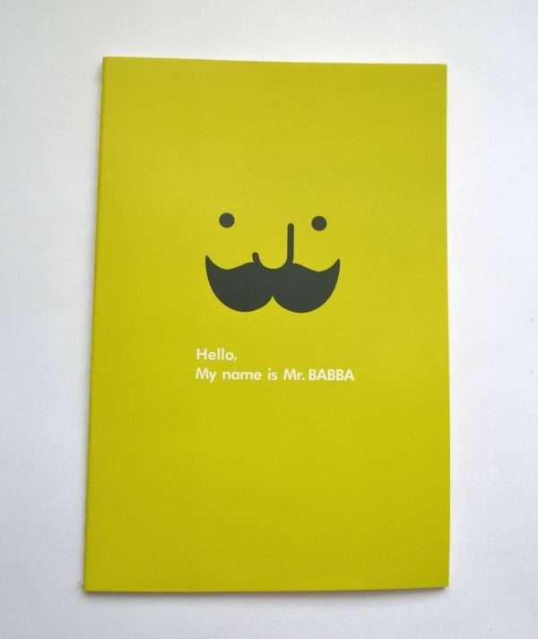 "Тетрадь ""Moustache"", А5, 22л"