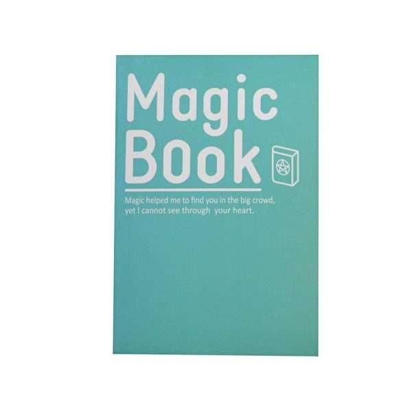 "Блокнот ""Magic book"" (голубой)"
