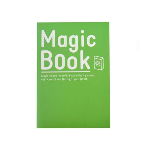 "Блокнот ""Magic book"" (зеленый)"