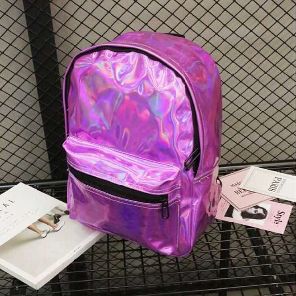 "Рюкзак ""Holographic"" (розовый)"