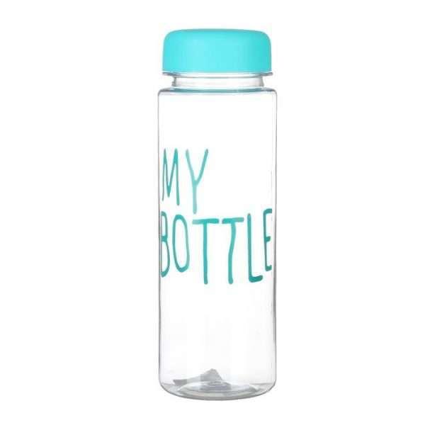 "Бутылка для воды ""My Bottle"" (синяя), 500 мл"