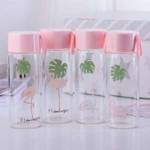 "Бутылка ""Фламинго"", 350 мл"