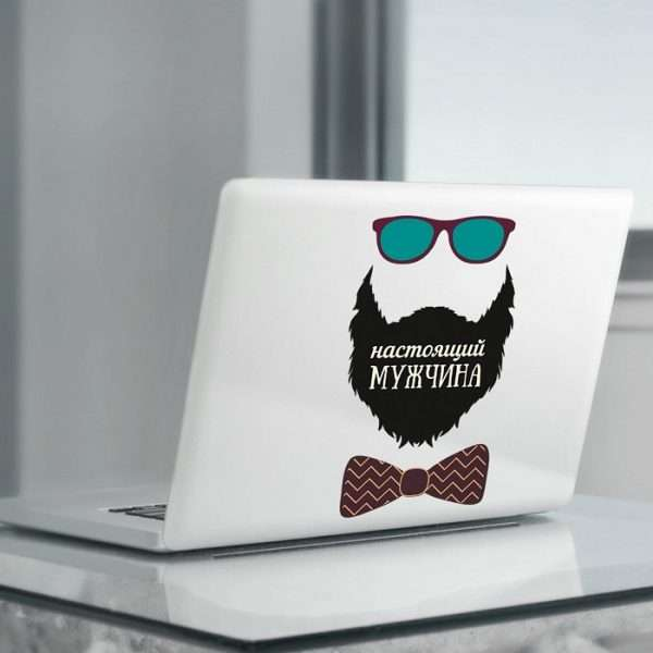 """Наклейки для ноутбуков """"Men`s"""""""