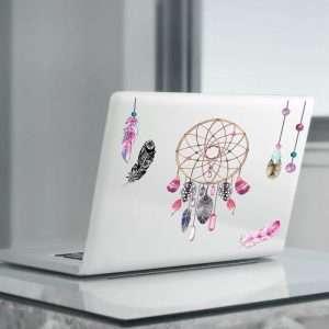 """Наклейки для ноутбуков """"Вдохновение"""""""