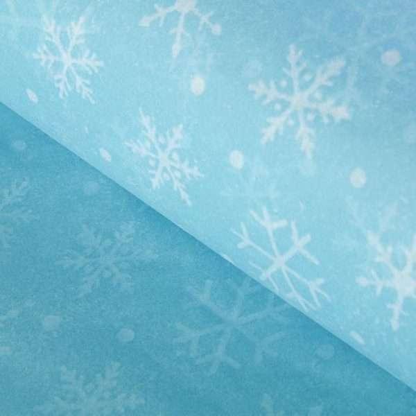 Бумага тишью «Снег»