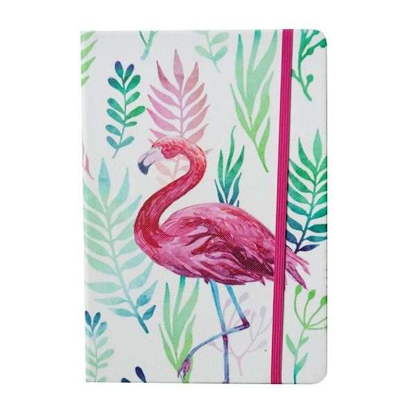 "Блокнот ""Фламинго"", А5 (1 фламинго)"