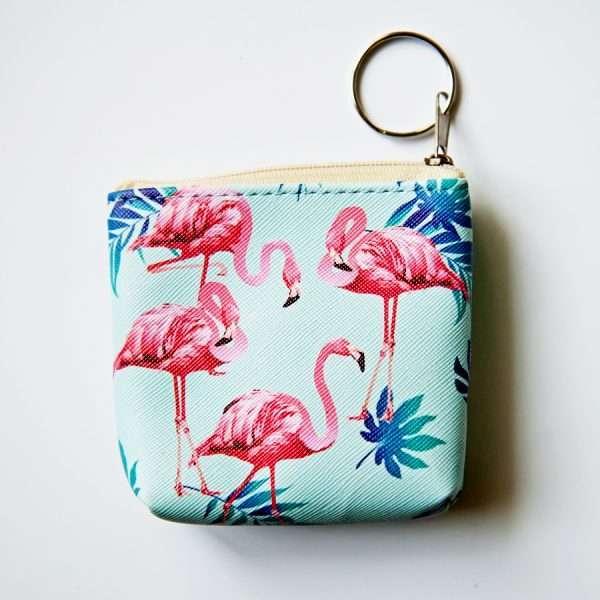 "Кошелек ""Flamingo-2"" (голубой)"
