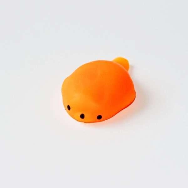 """Сквиши """"Animals"""" (оранжевый медвежонок)"""