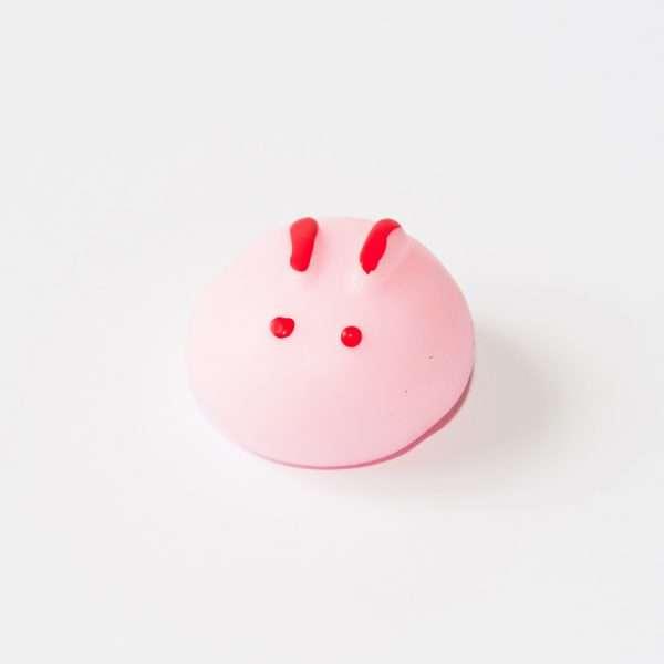 """Сквиши """"Animals"""" (розовый кролик)"""