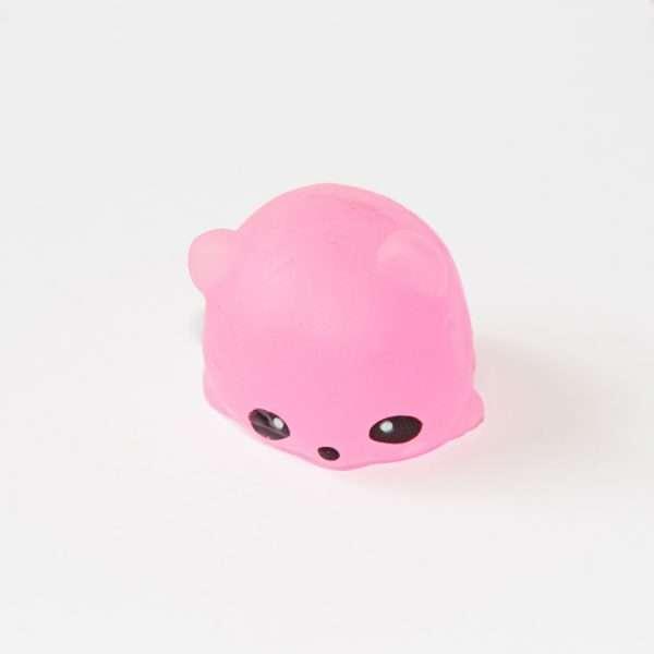"""Сквиши """"Animals-2"""" (розовый медвежонок)"""