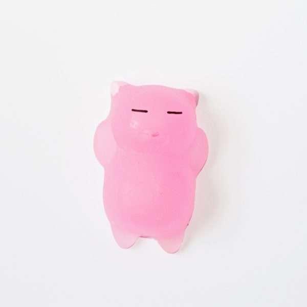 """Сквиши """"Animals-2"""" (розовый кот)"""