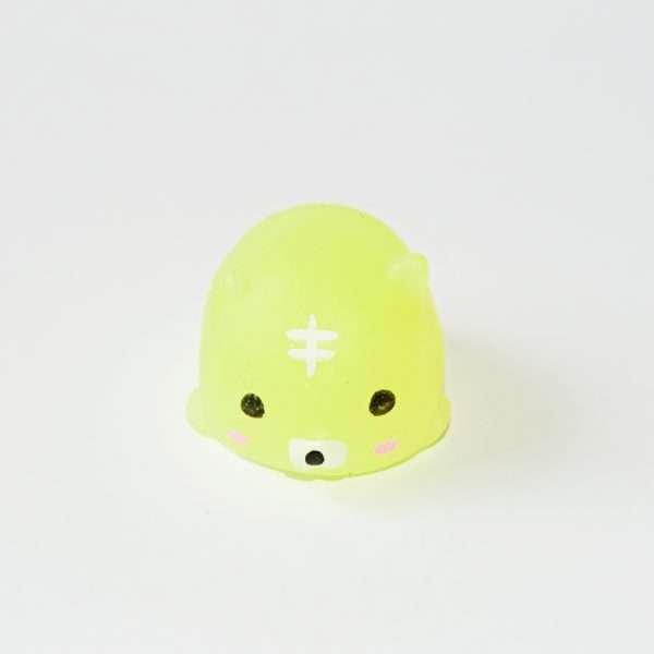 "Сквиши ""Animals-2"" (желтый мишка с полосками)"
