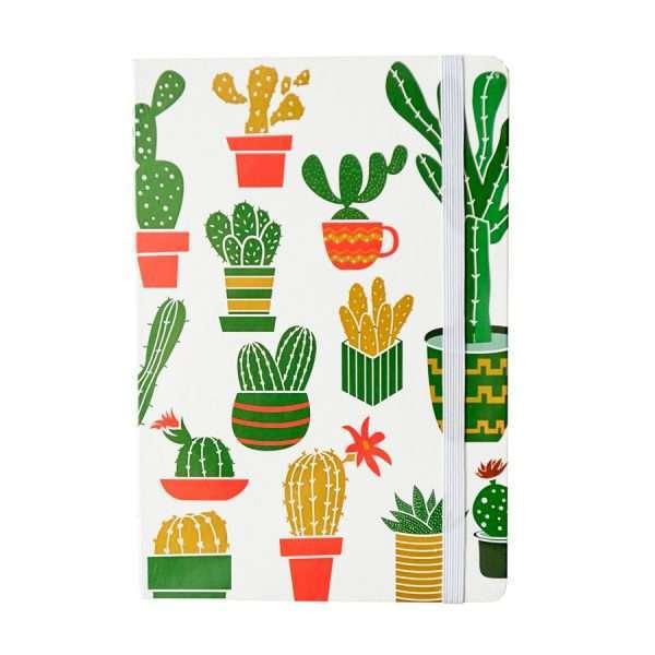 """Блокнот """"Cactus"""", А5 (4)"""