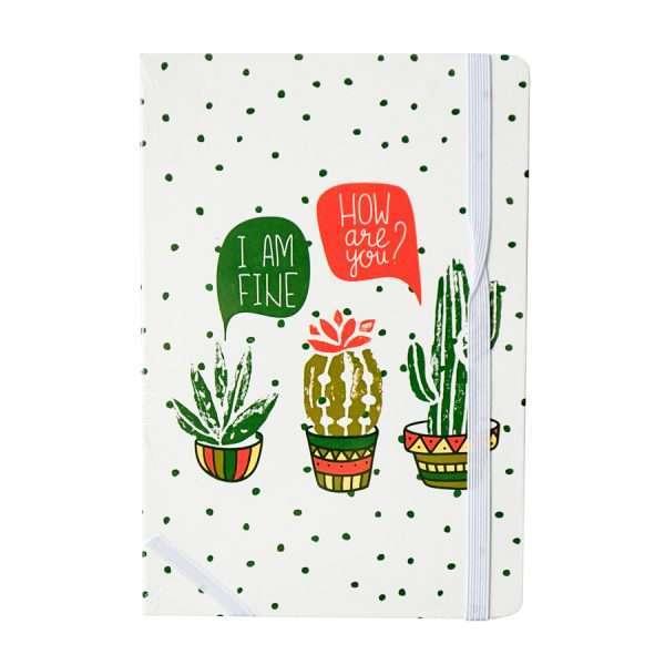 """Блокнот """"Cactus"""", А5 (1)"""