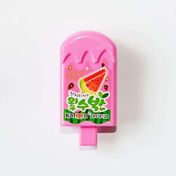 """Точилка """"Ice-cream"""" (розовая)"""