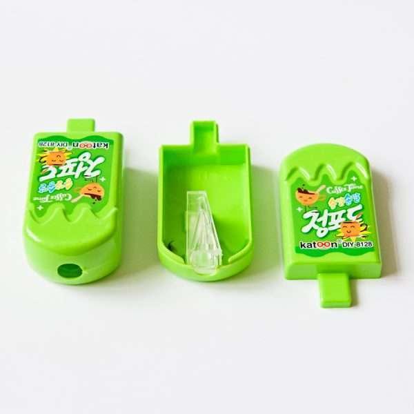 """Точилка """"Ice-cream"""" (зеленая)"""