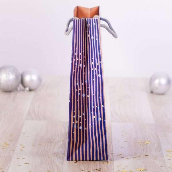 Пакет ламинированный вертикальный «Подарки»