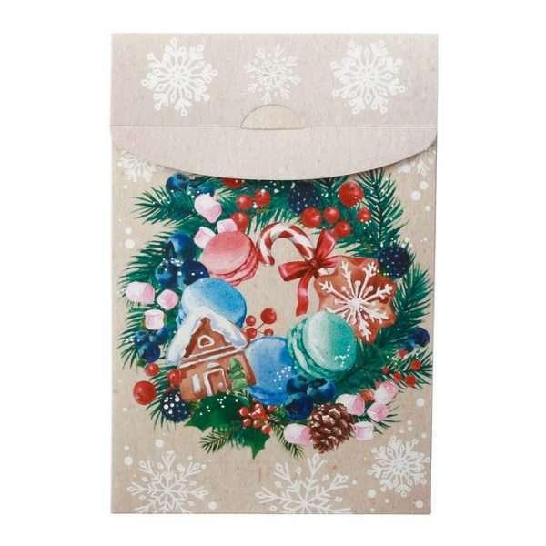 Коробка складная «Новогоднее чудо»