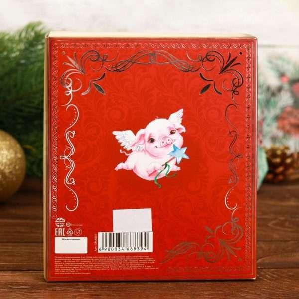 """Печенье """"Волшебные предсказания от Деда Мороза"""""""