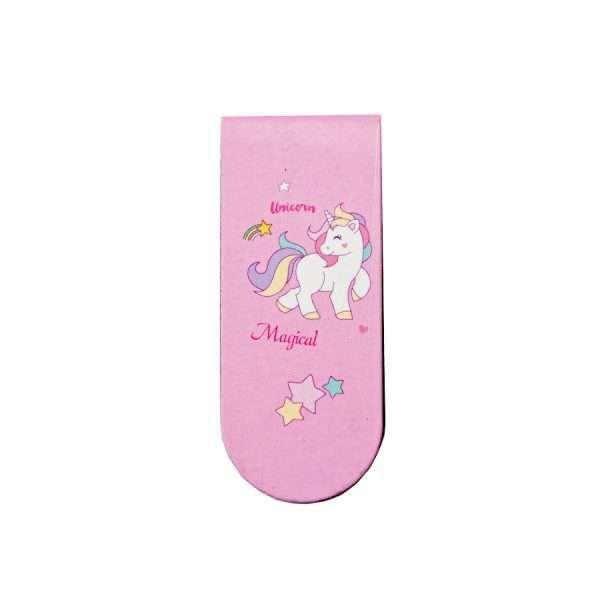 "Магнитная закладка ""Unicorn"" (мятная)"