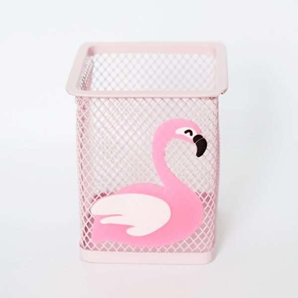 """Подставка для канцелярии """"Фламинго"""" (1 фламинго)"""