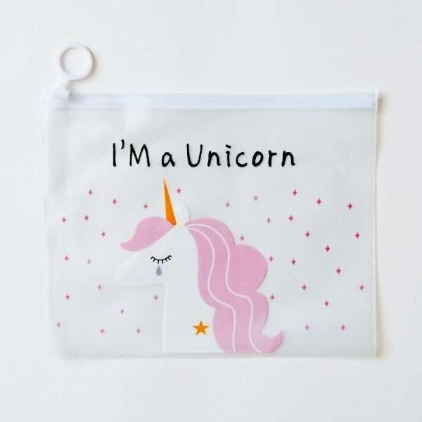 """Папка """"Unicorn"""" (радуга), A5"""