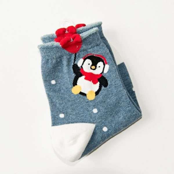 """Носки """"Пингвинёнок"""""""