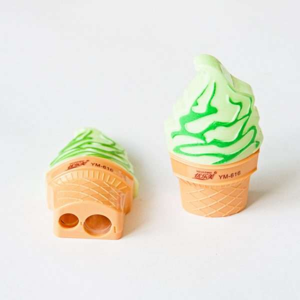 "Точилка ""Мороженое-2"" (зеленая)"