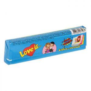 "Жевательные конфеты ""Love is..."" (арбуз-тропик)"