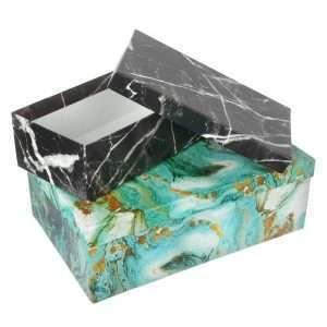 "Подарочная коробка ""Камень"" (25 х 15 х 8,5 см)"