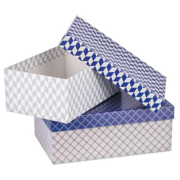 """Подарочная коробка """"Орнамент"""" (11,5 х 6,5 х 4 см)"""