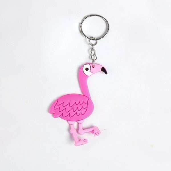 """Брелок """"Фламинго"""" (4)"""