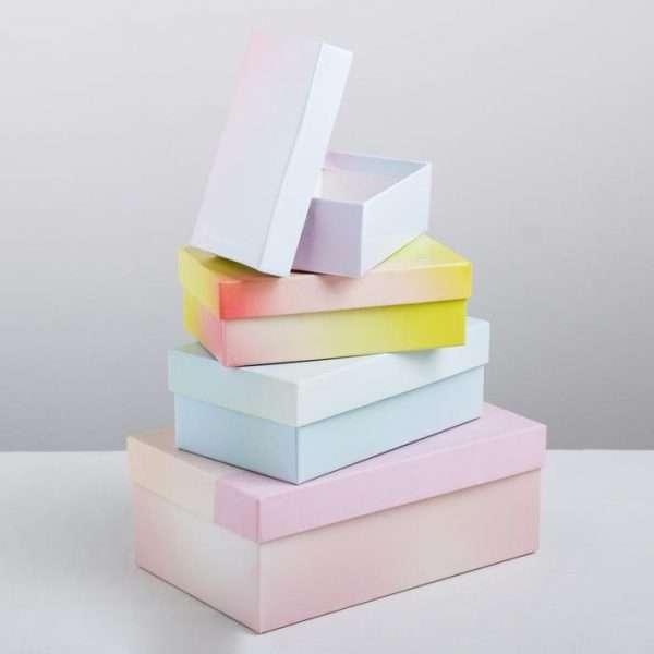 Подарочная коробка «Нежность» (12 х 7 х 4 см)