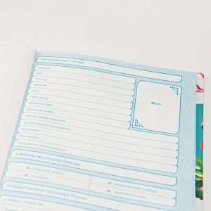 "Дневник для 5-11 классов ""Фламинго"""