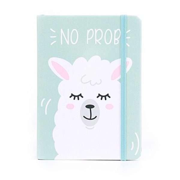 """Блокнот """"Cute lama"""", А6 (4)"""