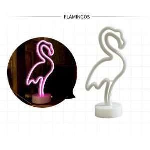 """Ночник неоновый """"Фламинго"""""""